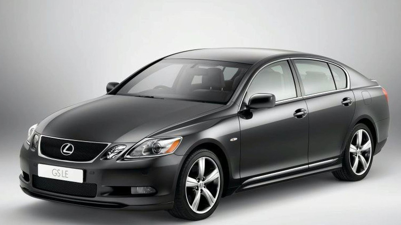 Lexus GS 300 Limited Edition