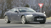 Jaguar XK-R Spy Photos