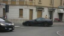 Baby Ferrari caught again