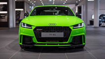 2016 Audi TT RS Lime Green