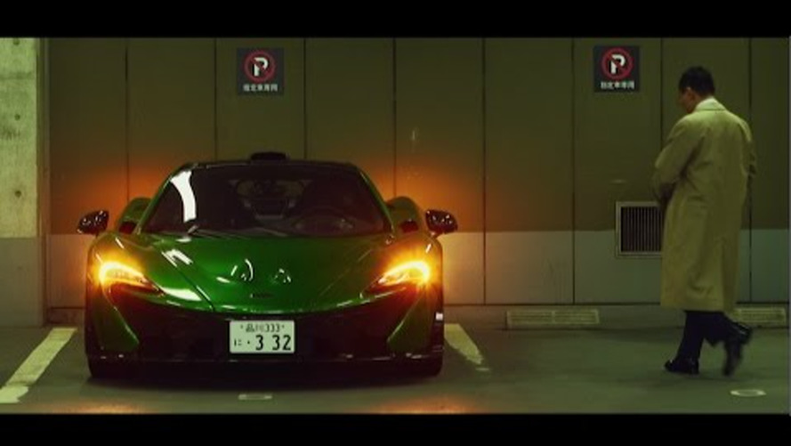 This Japanese lawyer daily drives his McLaren P1