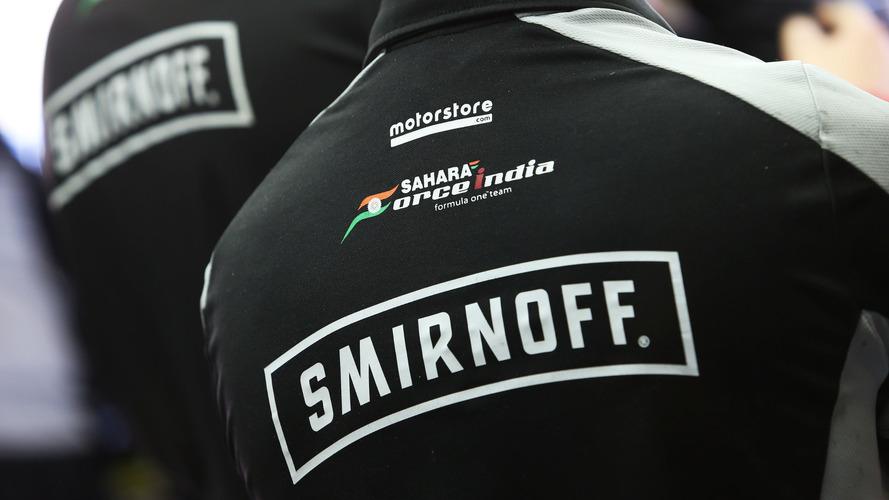 Motorstore.com and Sahara Force India Formula One Team formalize e-commerce partnership