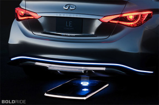 Don't Call it a LEAF: The Infiniti LE Concept and the future of Conspicuously-Consumed EV's
