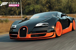 Bugatti Veyron and Hennessey Venom GT Confirmed for Forza Horizon 2
