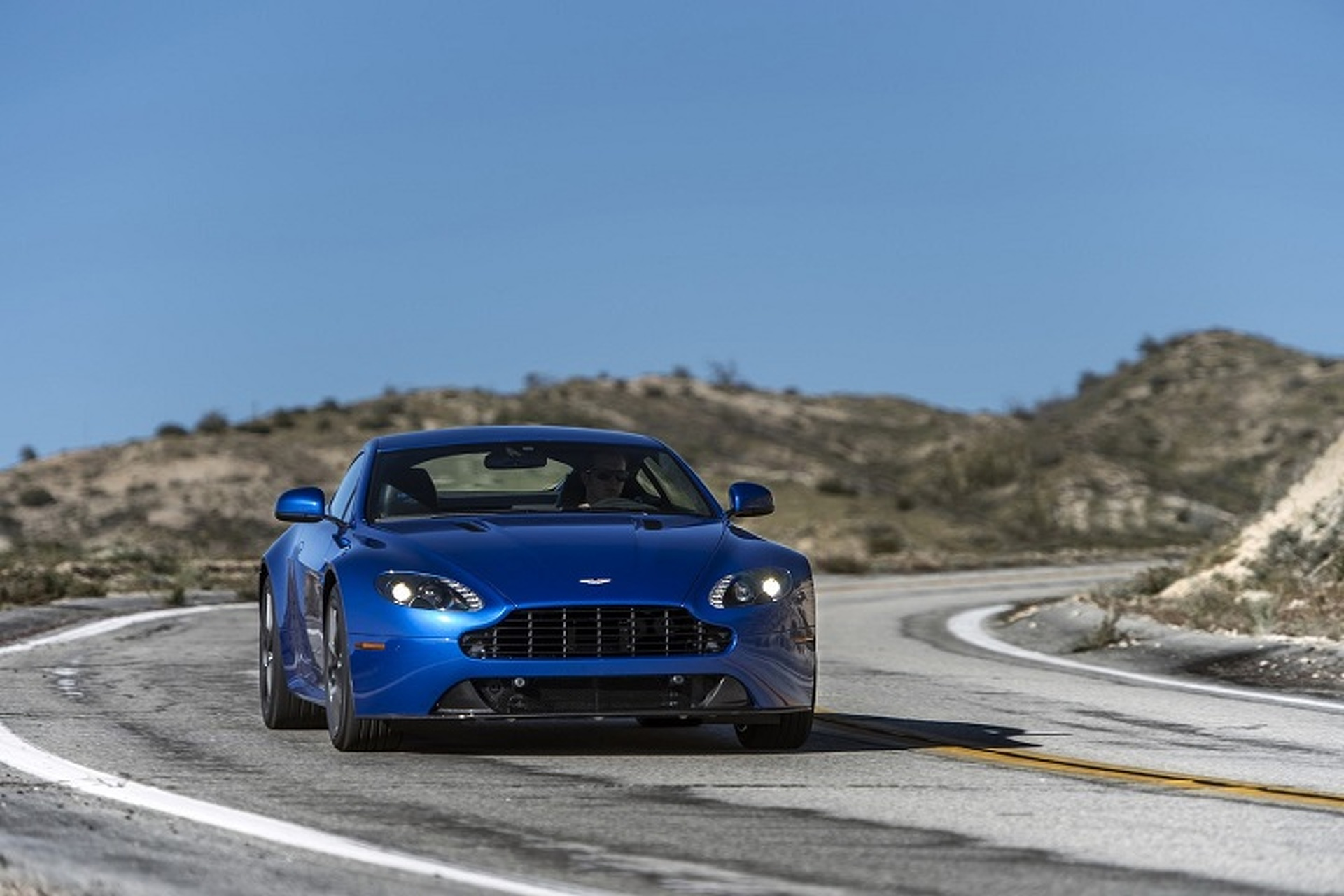 This Stunning New Aston Martin is For America Only