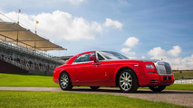 Rolls-Royce unveils the one-off Phantom Coupe Al-Adiyat