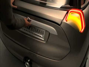 2011 Mini Rocketman Concept Door Concepts