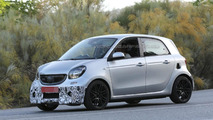 2016 Smart ForFour by Brabus