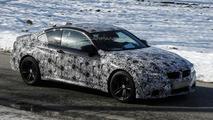 2014 BMW M4 spy photo  / Automedia