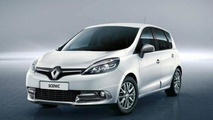 Renault Scenic & Grand Scenic Limited announced