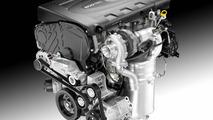 2014 Chevrolet Cruze Clean Turbo Diesel engine