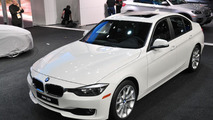 2013 BMW 320i bows in the Motor City