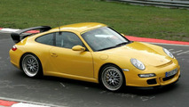 New Porsche GT3 spy photo