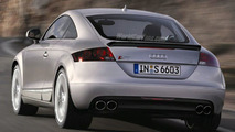 Audi TT Variants Spy Photos