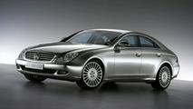 Mercedes CLS 350 CGI World Premiere