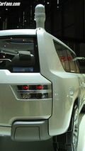 Nissan Terranaut Debut at Geneva