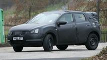 New Nissan Qashqai Spy Photos