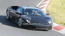 Lamborghini Murcielago Replacement Mule Spy Photos