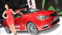 Seat Toledo Concept live in Geneva 06.03.2012