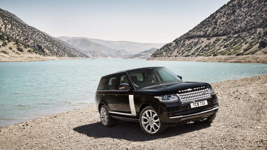 Land Rover to have 16 models by 2020