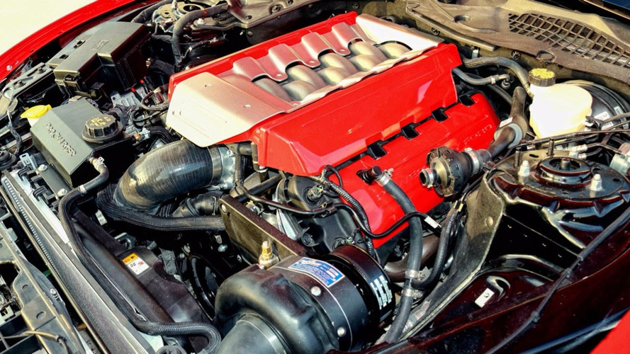 Un nouveau V8 en préparation chez Ford ?