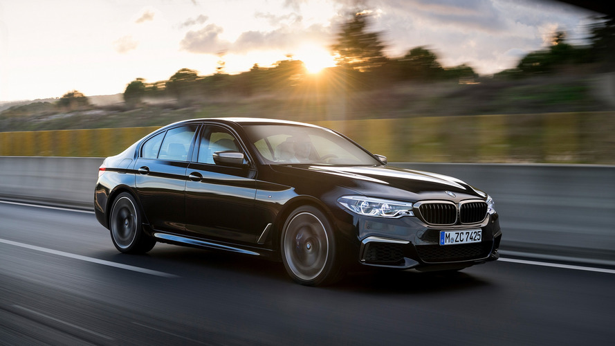 2018 BMW M550i xDrive lands in U.S. as quickest 5 Series ever