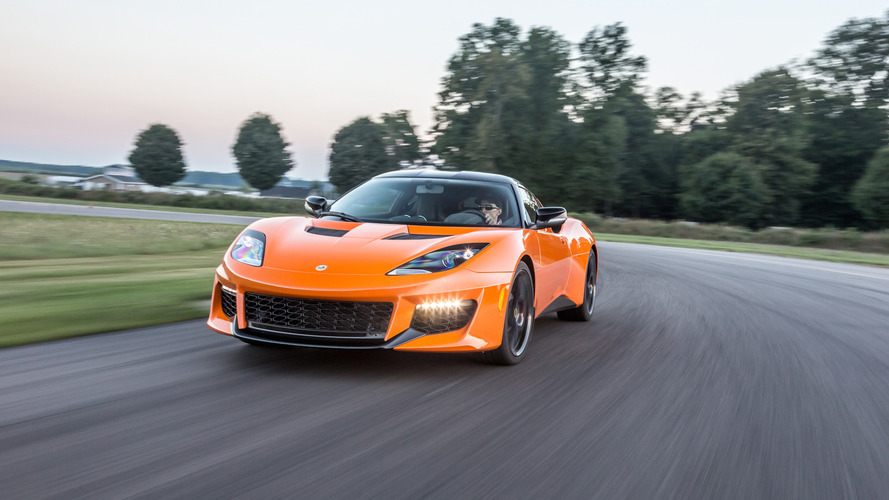 Is Lotus about to get a new owner?