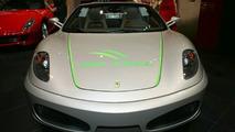 Ferrari 430 Spider Bio Fuel Concept in Detroit