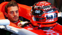 Bianchi believed to be 'critical' after crash
