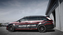 Skoda Octavia Combi vRS diesel version tuned to 215 HP by mcchip-dkr