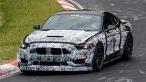 2016 Ford Mustang SVT spy photo