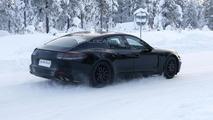 2016 Porsche Panamera shows off its sleeker shape in new spy photos