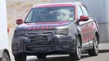 Mitsubishi Outlander facelift spy photo