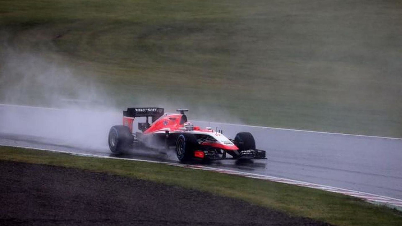 Jules Bianchi / Official Facebook page