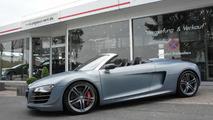 Limited edition Audi R8 GT Spyder stolen from German dealer