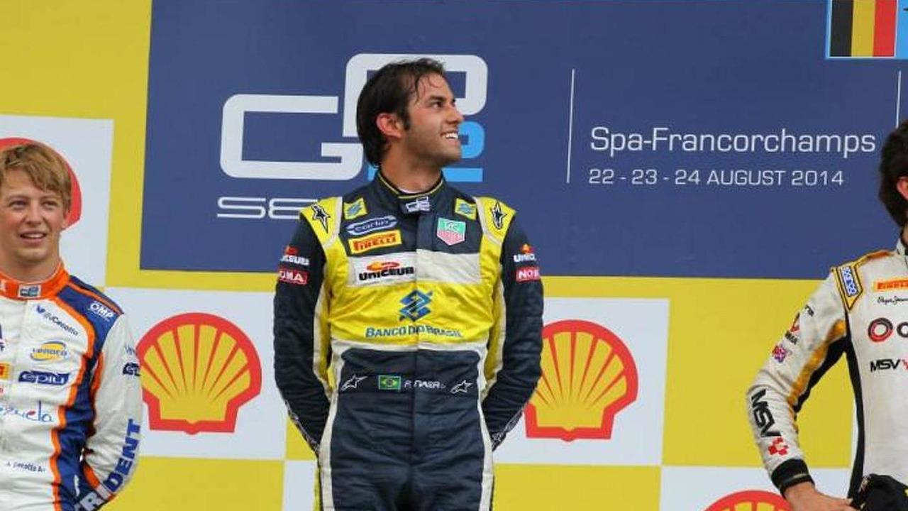 Felipe Nasr / Official Facebook page