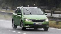 Skoda Fabia Combi confirmed for Paris Motor Show debut