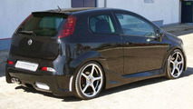 Shogun Body Kit For Fiat Punto Grande by Carzone Specials