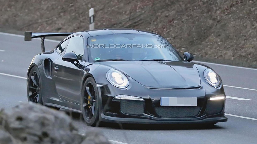 Porsche 911 GT3 RS could be delayed - report