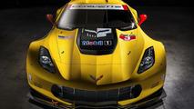 2014 Chevrolet Corvette C7.R leaked official photo