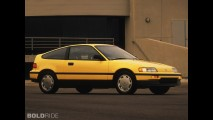 Honda Civic CRX Si