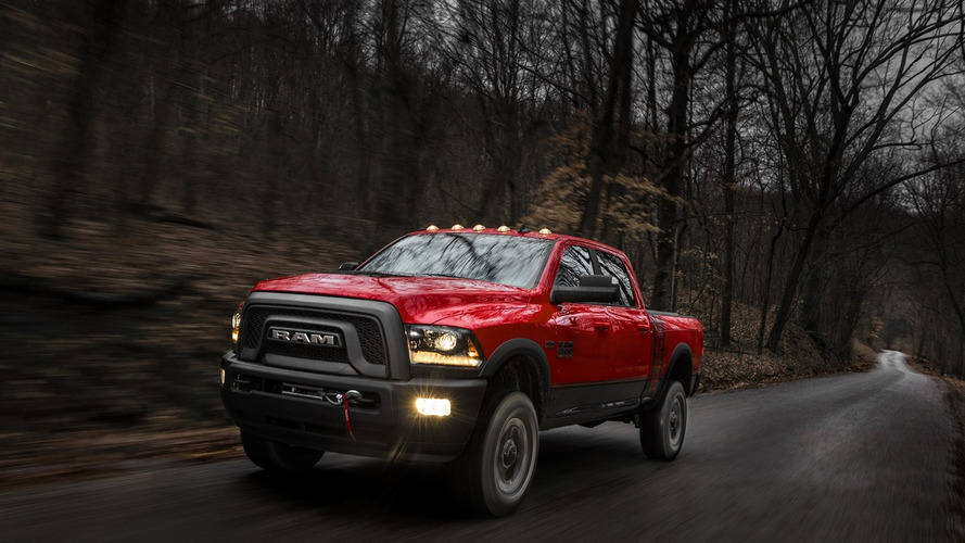 2017 Ram Power Wagon can take you off-road for $53,015