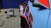Team MRS Porsche GT3 R 11.08.2011