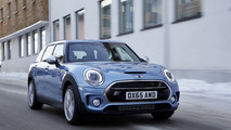 Mini Clubman ALL4 introduced with a new all-wheel drive system