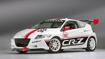 The Honda CR-Z Racer at Le Mans