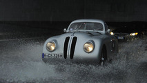 BMW 328 Touring Coupe wins the 2010 Mille Miglia