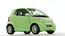 smart fortwo BRABUS electric drive