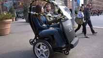 GM to Unveil 2-Seater, 2-Wheeled Urban Electric Prototype in New York