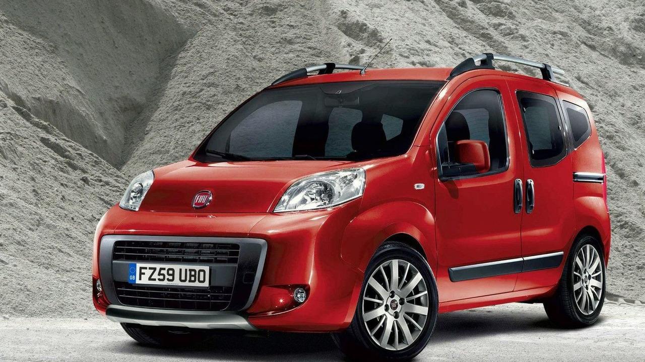 Fiat Qubo Trekking Edition