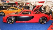 9FF Unveil 900bhp Carerra GTT 900 at Essen Motor Show